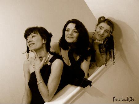 Le trio Doodlin'