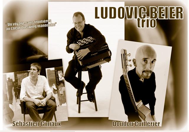 Ludovic-Beier-Trio